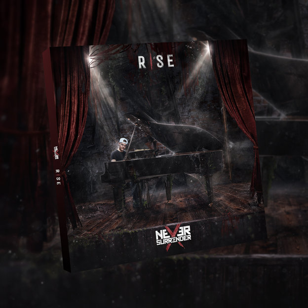 NEVER SURRENDER - RISE