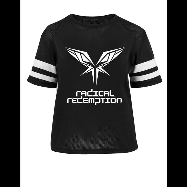 Radical Redemption RADICAL MESHED CROP TOP