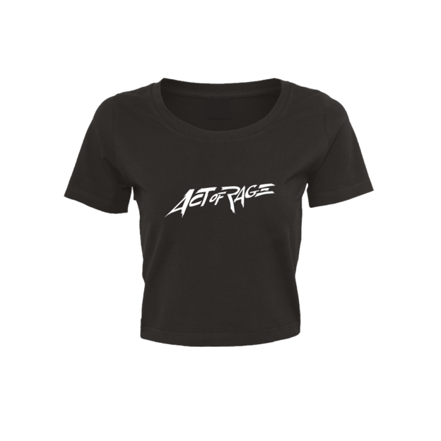 Act of Rage ACT OF RAGE CROPTOP