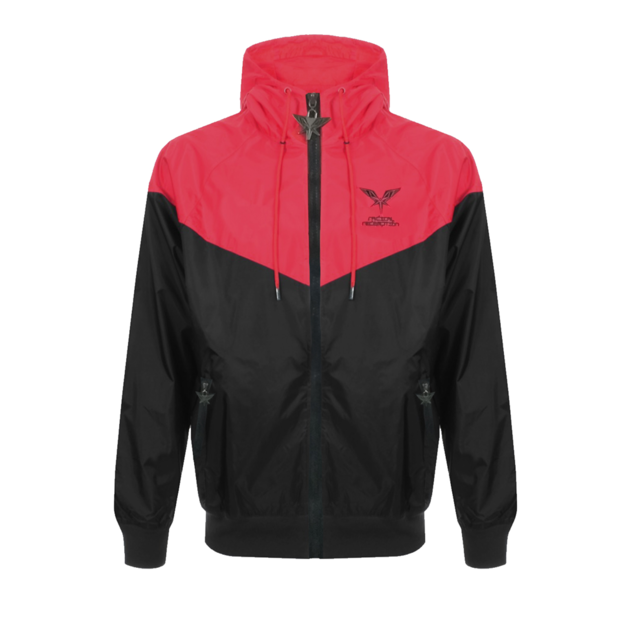 Radical Redemption BLACK / RED WINDBREAKER