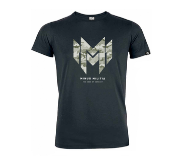 Minus Militia THE CODE OF CONDUCT T-SHIRT