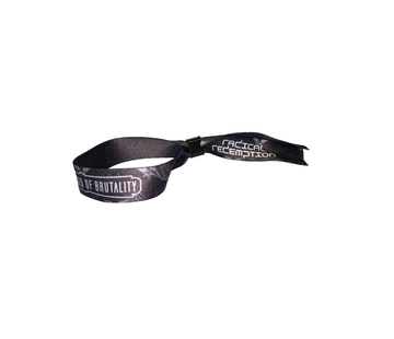 Radical Redemption BROTHERHOOD OF BRUTALITY WRISTBAND