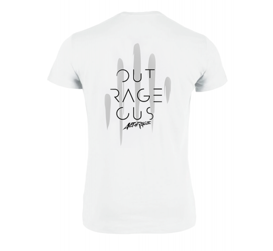ACT OF RAGE OUTRAGEOUS T-SHIRT 3.0