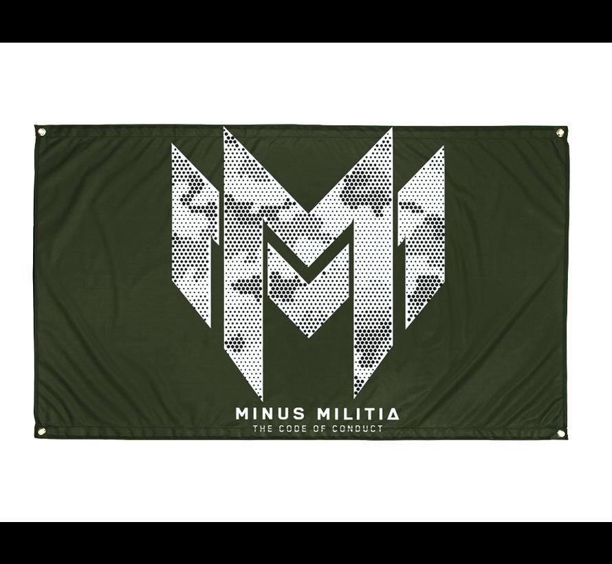 Minus Militia - The code of conduct flag