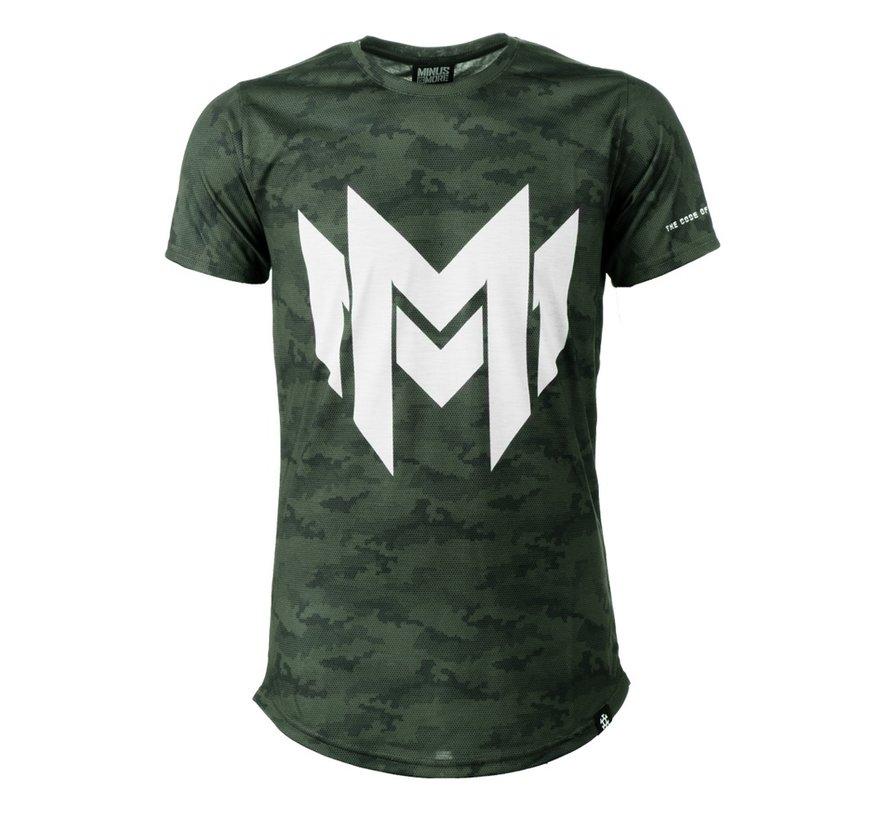 Minus Militia all-over shirt