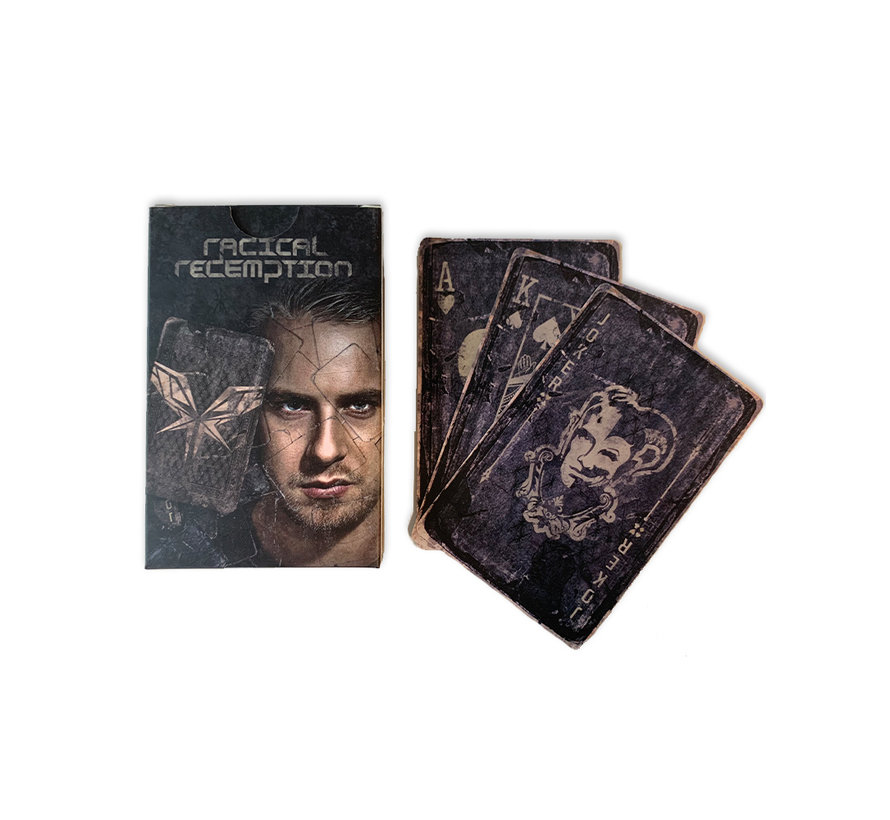Radical Redemption playing cards