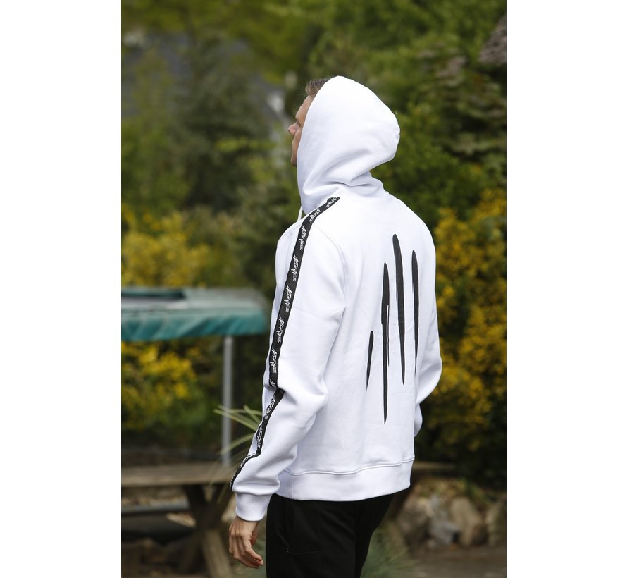 ACT OF RAGE TAPED HOODIE