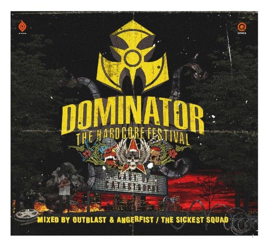 Dominator 2012, Cast of Catastrophe album