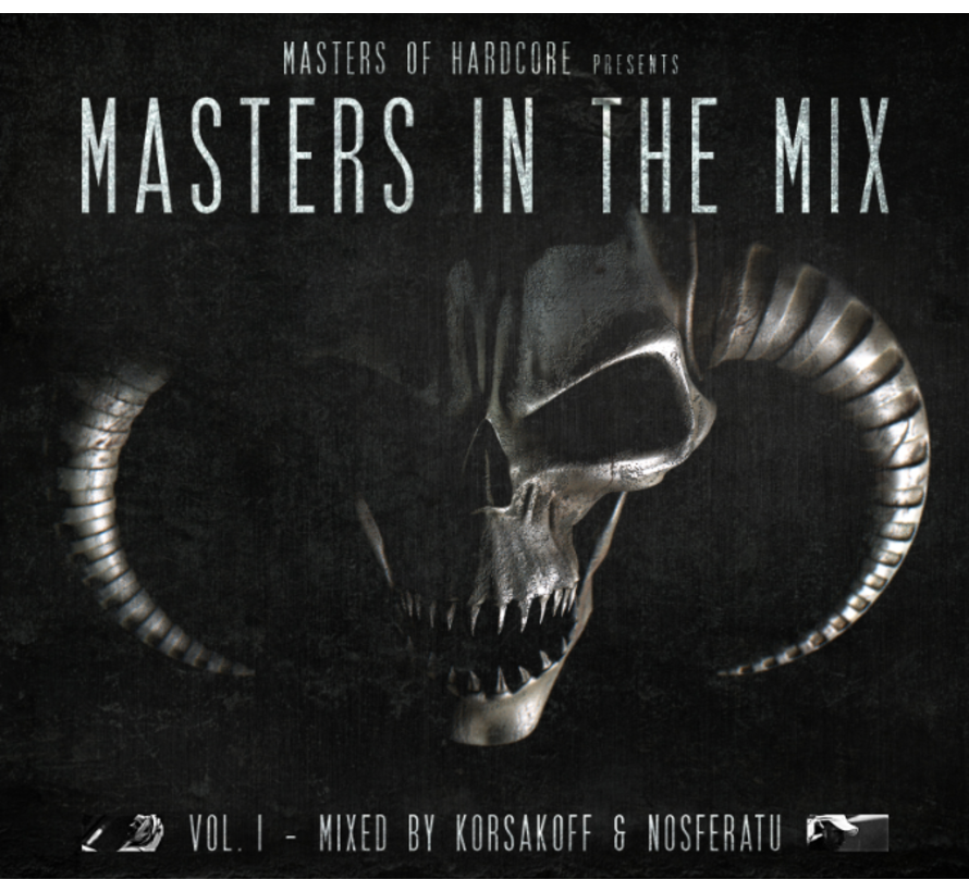 MASTERS IN THE MIX. VOL 1 by Korsakoff & Nosferatu
