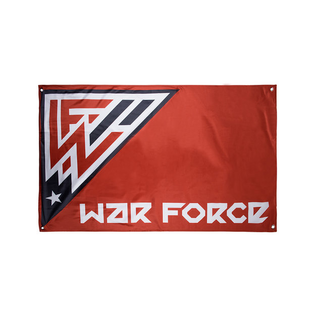 War Force WAR FORCE RED FLAG