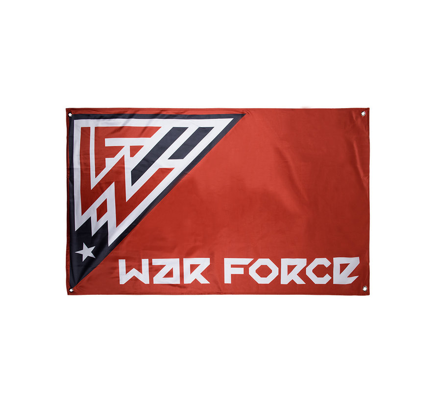 WAR FORCE RED FLAG