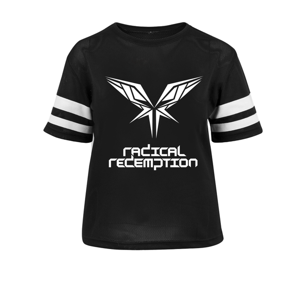 Radical Redemption RADICAL MESHED CROP TOP