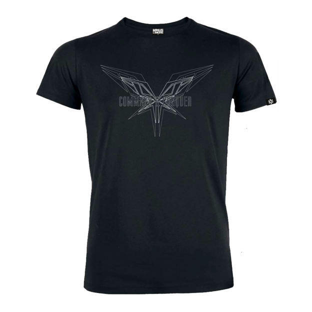 Radical Redemption COMMAND & CONQUER LINE UP SHIRT