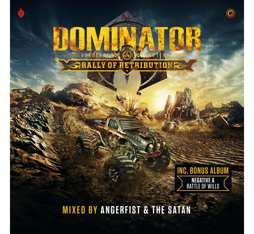 DOMINATOR 2019 - RALLY OF RETRIBUTION