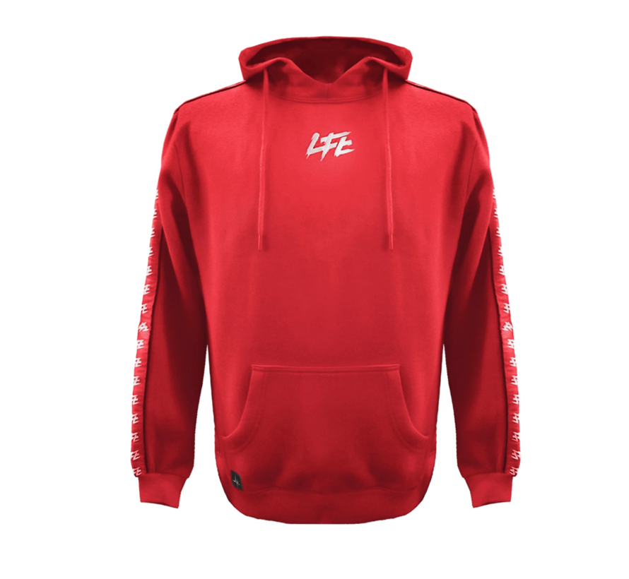 WARFACE RED HOODIE