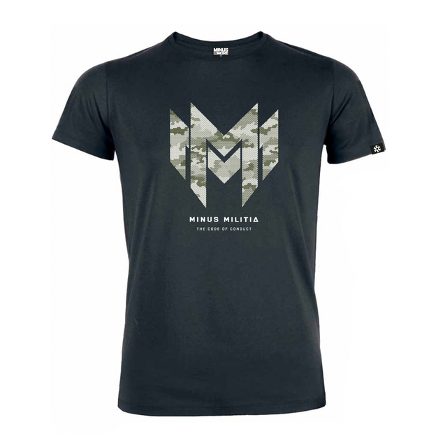 Minus Milita THE CODE OF CONDUCT T-SHIRT
