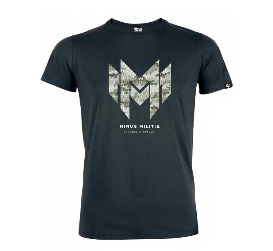 MINUS MILITIA - THE CODE OF CONDUCT T-SHIRT