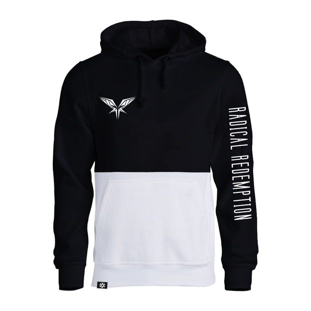 Radical Redemption RADICAL BLACK/WHITE HOODIE