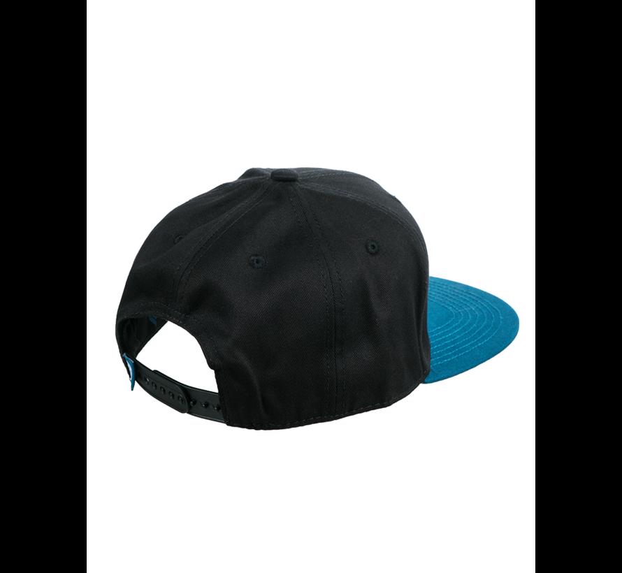 Supremacy blue snapback