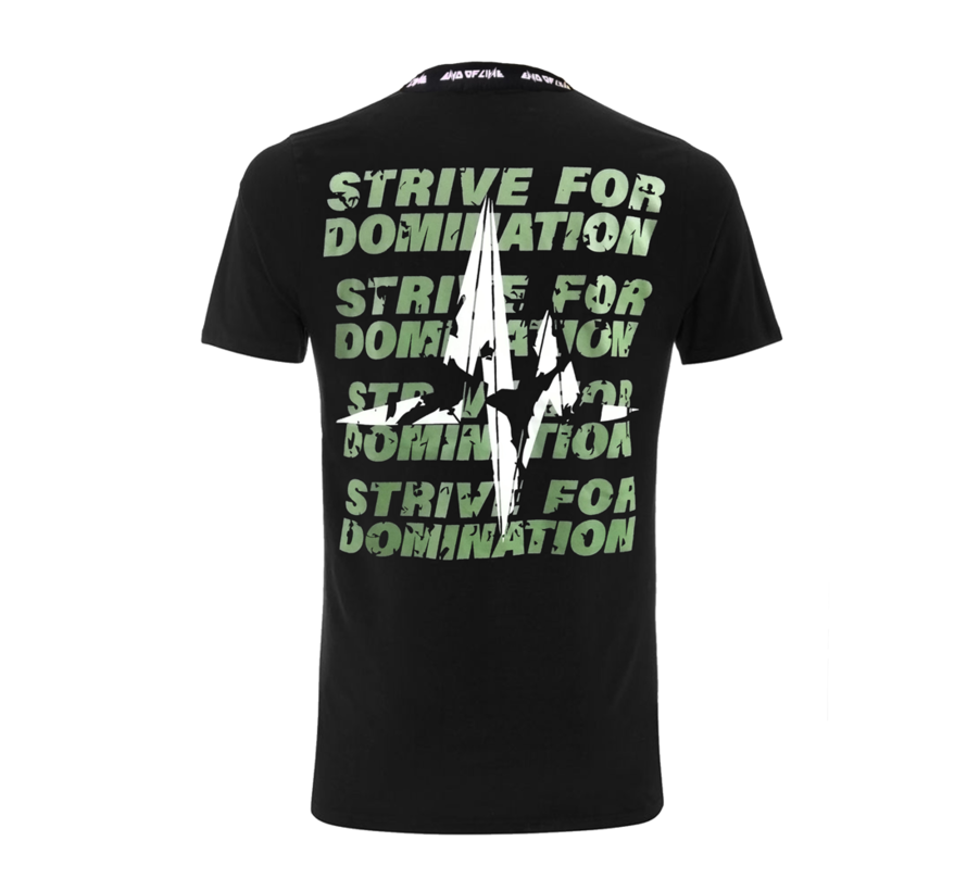 STRIVE FOR DOMINATION T-SHIRT