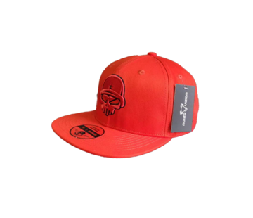 Warface WARFACE RED SNAPBACK