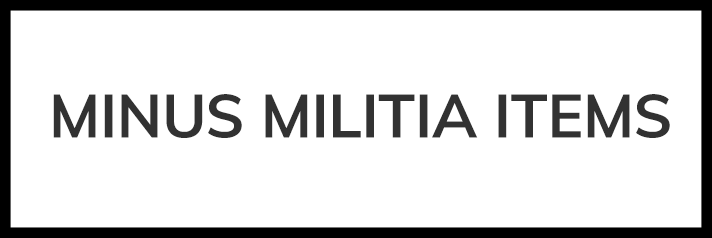 Shop Minus Militia