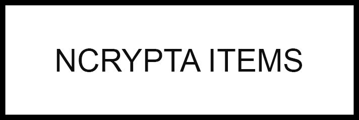 Shop Ncrypta