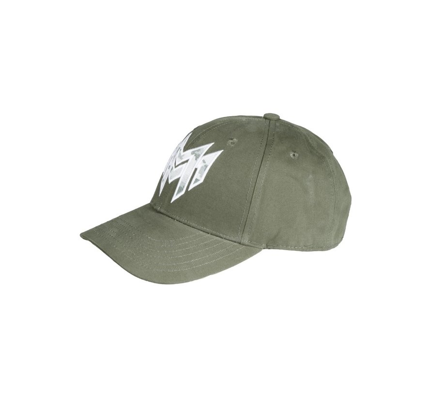 MINUS MILITIA GREEN BASEBALL CAP
