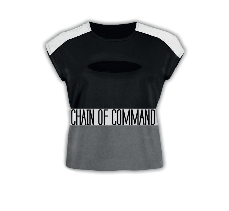 CHAIN OF COMMAND SHIRT WOMAN