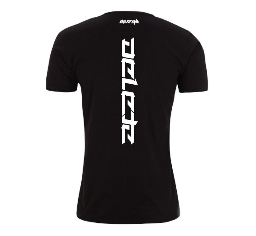 Delete logo shirt