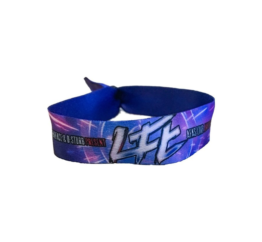 LIVE FOR THIS WRISTBAND 2019