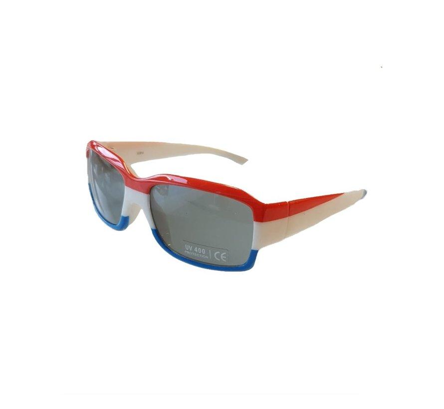 Kingsday Dutch flag glasses