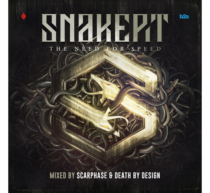 SNAKEPIT - THE NEED FOR SPEED ALBUM