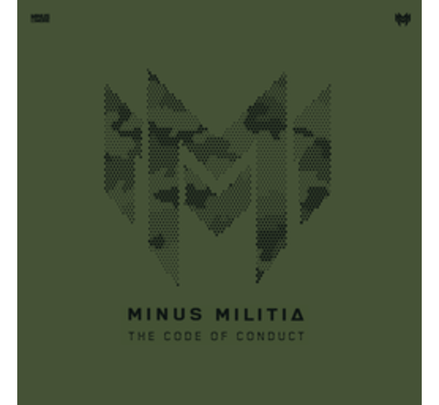 Minus Militia - The code of conduct album