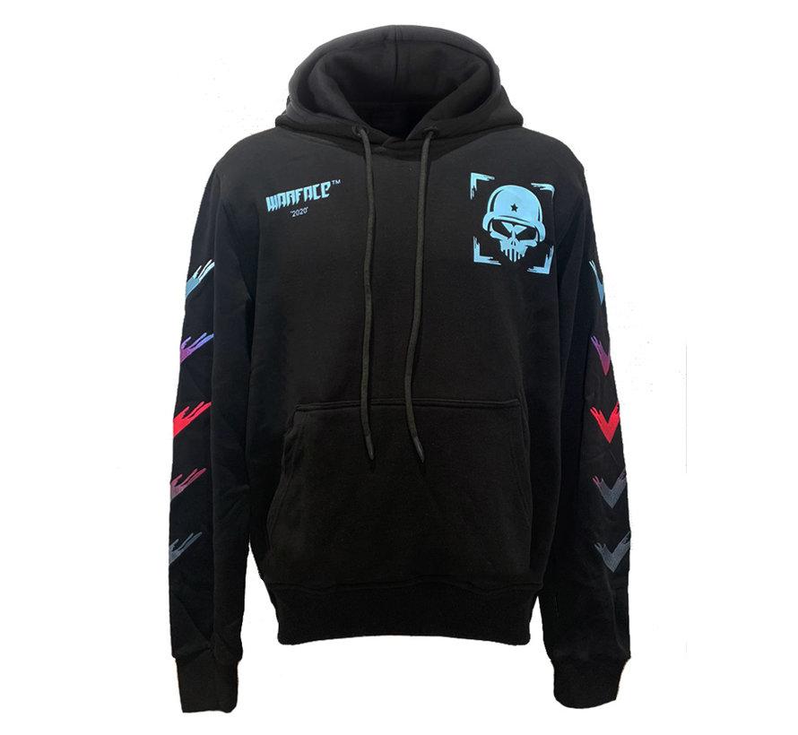 Warface fade hoodie