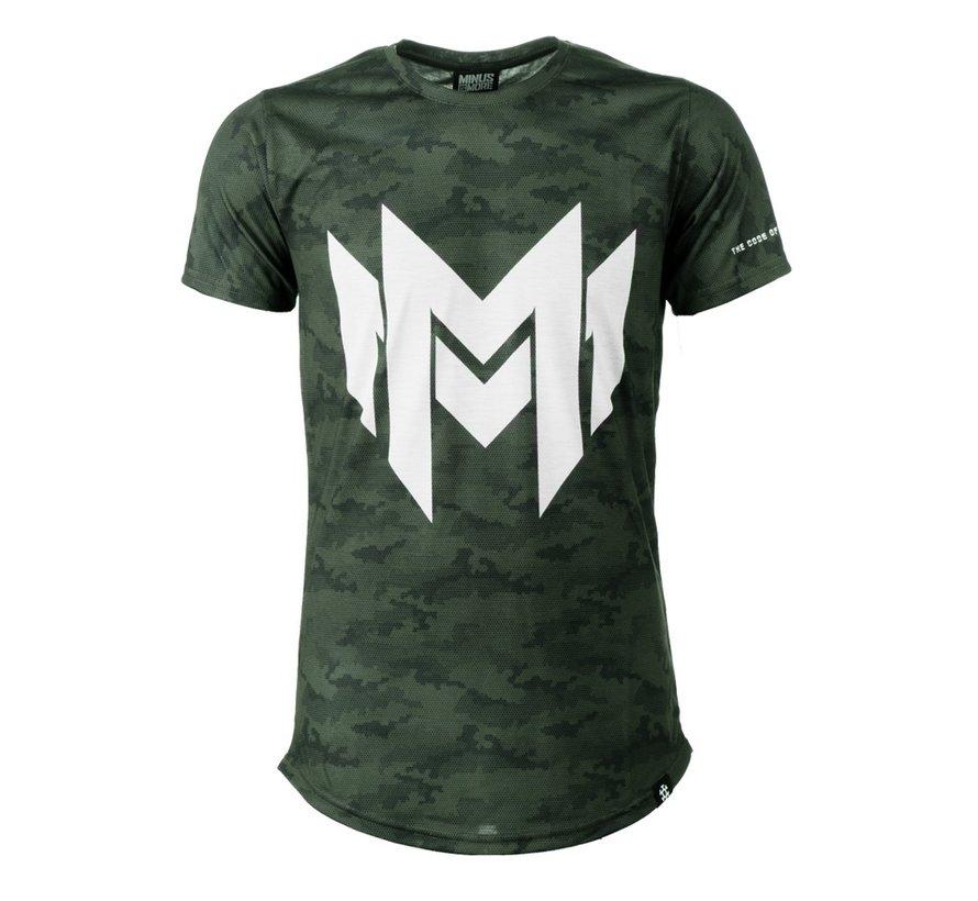 Minus Militia All-Over T-Shirt