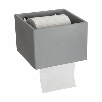 House Doctor House Doctor toiletpapierhouder beton