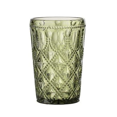 Bloomingville Bloomingville drinking glass Green