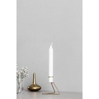 Moebe Moebe candleholder brass