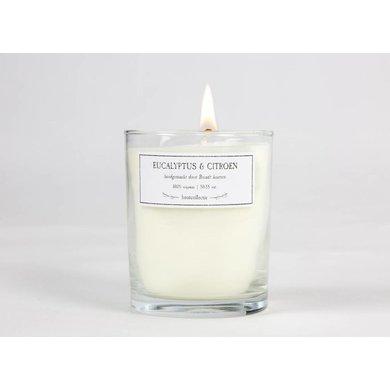Brandt kaarsen Burns candles Eucalyptus & Lemon