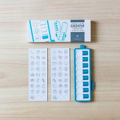 Gezinnig Checkpad / Dagplanner