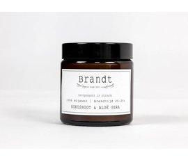 Brandt kaarsen Brandt candles Coconut & Aloe Vera
