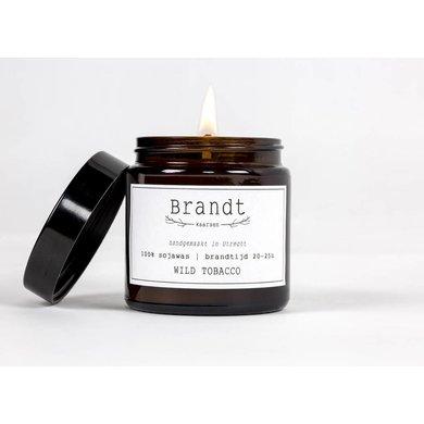 Brandt kaarsen Burns candles Wild Tobacco