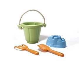 Greentoys Sandcastle set