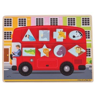 Greentoys Puzzel bus