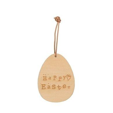 Bloomingville Bloomingville ornament Happy Easter