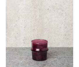 Urban Nature Culture Amsterdam Urban Nature Culture Tealight holder purple