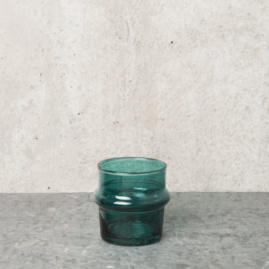 Urban Nature Culture Amsterdam Urban Nature Culture Tealight holder Teal