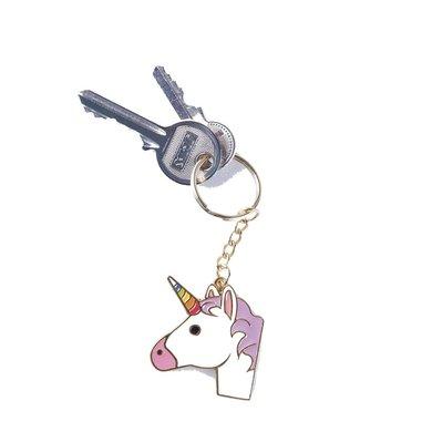 Doiy Sleutelhanger Unicorn