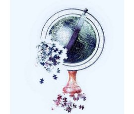 Doiy Slow Puzzle globe
